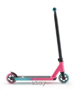 Blunt Envy One S3 Complete Pro Childfrens Stunt Scooter Pink / Teal Blue