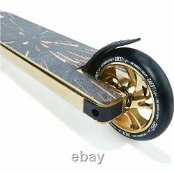 Crest Custom Pro Scooter. Cool scoote Gold For Kids Christmas Gift Item 2020 S1