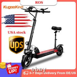 Electric Scooter Adult 28MPH Powerful Electric Kick Foldable E Scooter