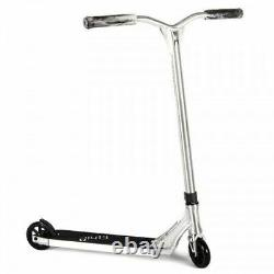 Ethic DTC Erawan Brushed Chrome Complete Pro Stunt Scooter Limited Edition