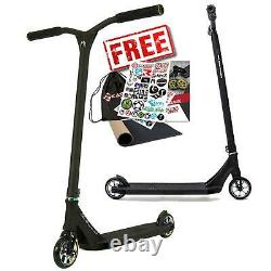 Ethic DTC Erawan Complete Pro Childrens Stunt Scooter Black Neochrome