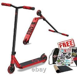 Fuzion Z250 2021 Complete Childrens Pro Stunt Scooter Red