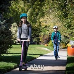 GOTRAX GKS Electric Scooter, Kick-Start Boost and Gravity Sensor Kids Electric S