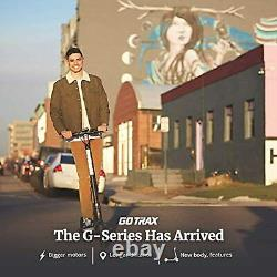 Gotrax G4 Commuting Electric Scooter 10 Air Filled Tires 20MPH & 25 Mile