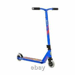 Grit Atom Blue 2021 Childrens Complete Pro Stunt Scooter 2 Height Bar