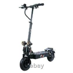 Kick Electric Scooter With Seat For Adults/Kids 52v 2400w Dual Engine 10 120kms