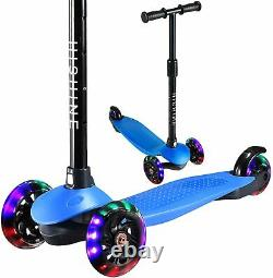 Kick Scooter for Kids Toddlers 3 Wheel Scooter for Boys Girls Ages 2-5 Years Old