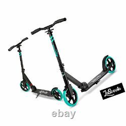 Lascoota Scooter Quick Release Folding System Dual Suspension System Adults Kids
