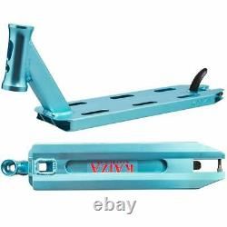 Longway S-Line Kaiza Pro Scooter Deck Teal Blue 19 x 4.5