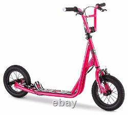 Mongoose Expo Kids Scooter (gray or pink)