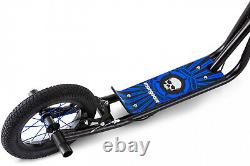 Mongoose Kids Scooter 12 Inch Offroad Air Tires Easy Assembly Ages 6 And Up