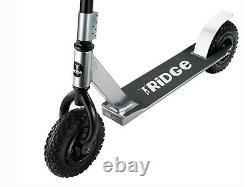 Neochrome Dirt Scooter All Terrain trick scooter 200mm air tyres, BMX style