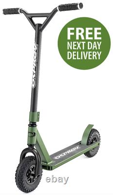 Osprey All Terrain Scooter with Aluminium Deck and Pneumatic Tyres (RRP £119.95)