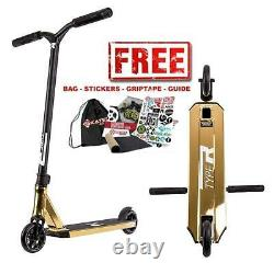 Root Industries Type R Complete Childrens IHC Stunt Scooter Gold Rush