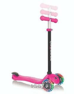Scooter Kids Scooter Outdoor Toys Globber GO. UP Pink